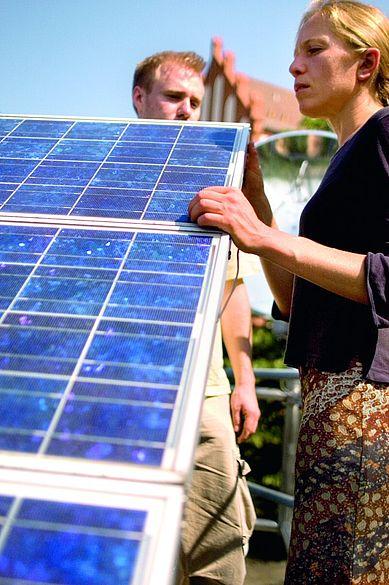 Labor Regenerative Energieanlagen